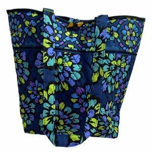 Vera Bradley INDIGO POP Tote Bag NWT